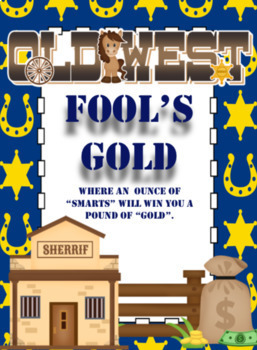 Fool's Gold - Division Math Game