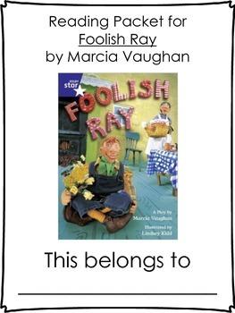 Foolish Ray: A Play by Marcia Vaughan
