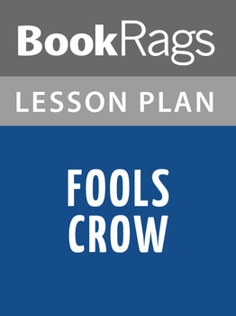 Fools Crow Lesson Plans