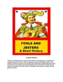 Fools and Jesters - A Short History
