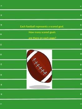 Football 10Frame- gold