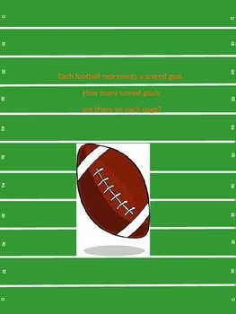 Football 10Frame- orange