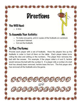 Football Addition
