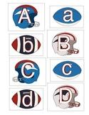 Football Alphabet Match