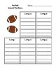 Around the Room - Long Vowel (Football)