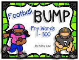 Football BUMP - Fry Words 1-300
