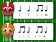 Football Blitz!  Melodic Games for Practicing la