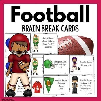 Football Brain Breaks