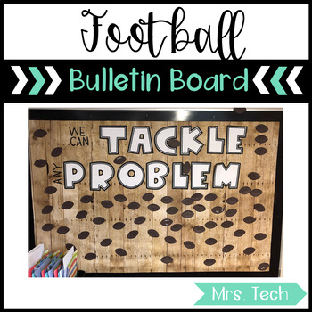 Football Bulletin Board - Functions