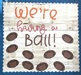 Football Bulletin Board | I Love Fall Writing