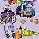 Football Bundle Sports Clip Art