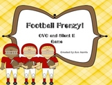 Football CVC and Silent E Game