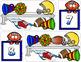 Football Centers Sports Activities Literacy Math Fine Motor Gridiron Bowl