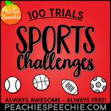 100 Trials Sports Challenges