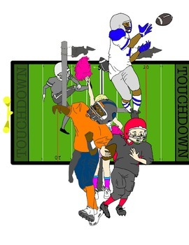 Football Clip Art Pack