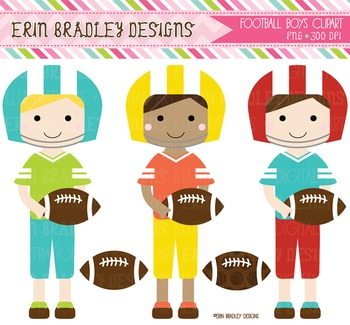 Football Clipart Graphics