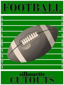 Football Cutouts