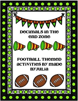 Football Decimal Pack