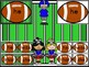 Football Dolch Primer Sight Word Cards Flashcards and Posters