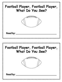 Football Emergent Readers
