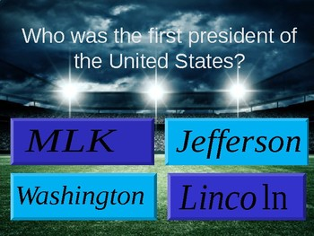 Football Famous Americans