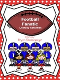Football Fanatic:  A Sight Word Literacy Packet
