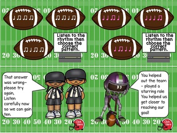 Football Fanatic Interactive Game (Ta and Ti-Ti)