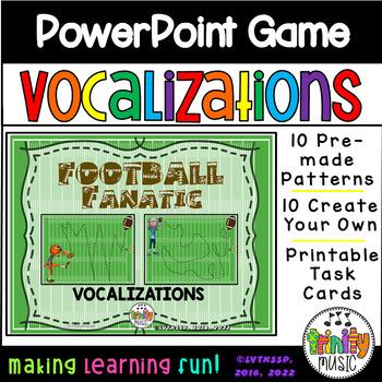 Football Fanatic Vocalizations (Vocal Exploration)