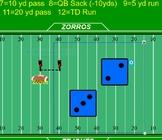 Football Field Game Board (For SmartBoard)