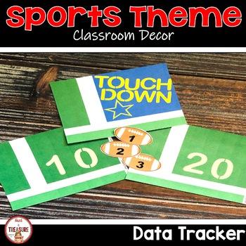 Football Field Goal Tracker