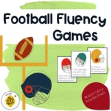 Football Fluency Games!