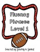 Football Fluency Phrase Roll & Read (All 6 Levels!)