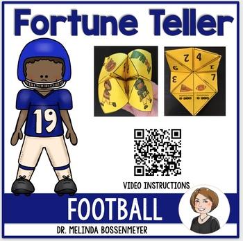 Football Fortune Teller Game