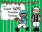 Football Freebie { in honor of the Big Game }