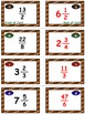 Football Frenzy Game Cards (Improper Fractions & Mixed Numbers) Sets 4, 5, 6