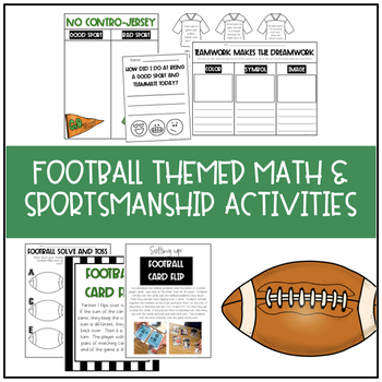 Football Frenzy Classroom Learning Activities & Transformation