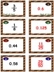 Football Frenzy Game Cards (Converting Fractions to Decimals) Sets 4, 5, 6