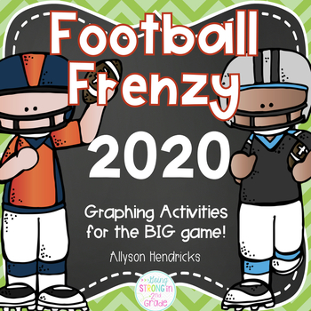 Football Frenzy - Graphing Activities for the BIG Game!