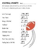 Football Frenzy Rhythm Match