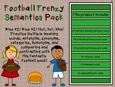 Football Frenzy Semantics Pack