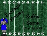 Football Frenzy (Suffix er, or, ly, ness) Board Game