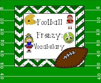 Football Frenzy: Vocabulary