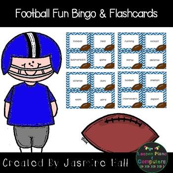 Football Fun Bingo