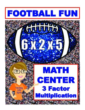 Football Math Multiplication Center