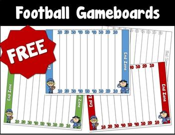 Football Game Board