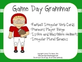 Football Game Day Grammar