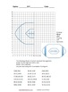 Football Graph and Symmetry Activity for Coordinate Plane
