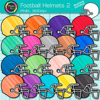 Football Helmet Clip Art | Sports Equipment for Physical Education Teachers 2