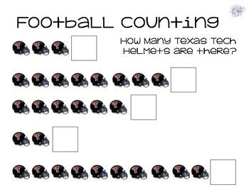 Football Helmet Counting!