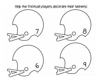 Football Helmet Math